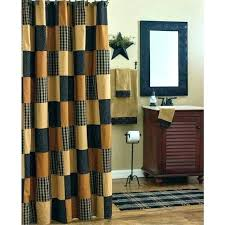 Country Shower Curtains For The Bathroom Rustic Country Shower Curtains Renewableenergy Me