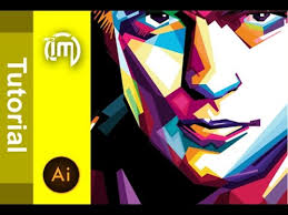 tutorial wpap lewat photoshop how to make wpap in adobe illustrator part 1 youtube