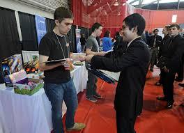rpi resume photos spring career fair at rpi times union