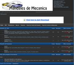 descarga gratis manuales de taller mecanica y usuario de autos y