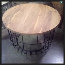 Wire Coffee Table Wire Coffee Table Nadeau Dallas