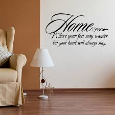 Quotes Wall Decor Wall Decals Wall Stickers Quotes Uk Walls Frames Pinterest