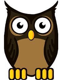 cartoon owl drawing cartoon drawing of an owl drawing art