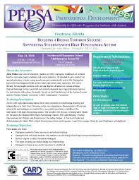 Crestview Florida Map by Newsletter Archived U2013 April 2016 Fsu Center For Autism And
