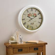 Giant Clocks by Clocks Liven Up Your Wall Oak Furniture Land