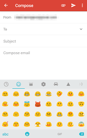 ios emoji keyboard for android i don t see any emoji on android how do i get them swiftkey