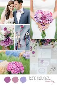hydrangea wedding inspiration board a rustic hydrangea wedding chic