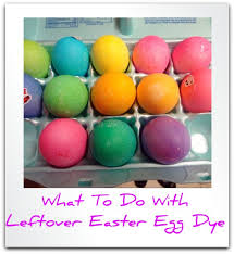 what to do with leftover easter egg dye inspiration laboratories