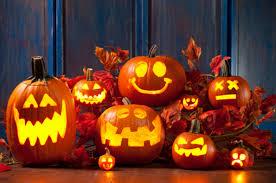 lighted pumpkins for halloween fall halloween wallpaper wallpapers pinterest fall wallpaper