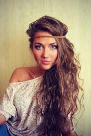 headband waves 30 boho chic hairstyles you must styles weekly