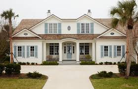 classic shingle style home with a coastal flair home bunch