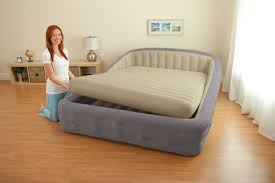 Folding Air Bed Frame Folding Air Bed Frame Airbed Home Delightful
