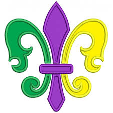 fancy mardi gras fancy mardi gras fleur de lis applique machine embroidery design digitized pattern 700x700 jpg