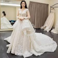 wedding dress muslimah fishtail muslimah wedding bridal gown dress rb0463 wedding for