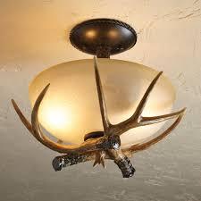 using antler light fixtures tedxumkc decoration