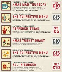 twelve days of specials the three fishes