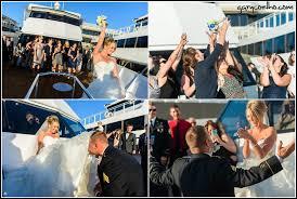 cruise ship weddings newport cruise ship wedding york marissa gary coelho