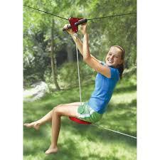 How To Build A Backyard Zip Line by Backyard Zipline Home Outdoor Decoration