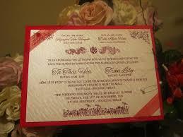 vietnamese wedding invitations plumegiant com
