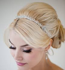 gold headbands wedding ideas awesome collection of ribbon wedding headbands