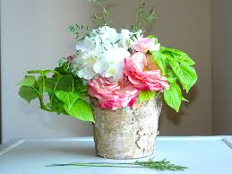 Birch Bark Vases Birch Bark Vases Birchwood Wood Boxes Wedding Flower Pot