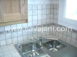 carrelage cuisine 10x10 frise faience cuisine carrelage salle de bain design blanc et noir