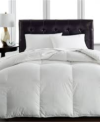 Bedroom Ideas With White Down Comforter Down Comforters And Down Alternative Macy U0027s