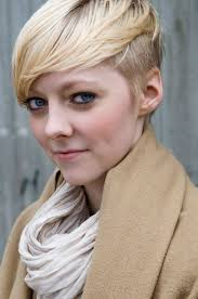 full forward short hair styles blond forward swept short hairstyle hairstyles pinterest