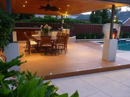 Patio Lighting Perth Timber Deck Design Ideas Get Inspired By Photos Of Timber Decks