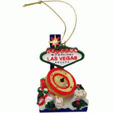las vegas ornaments at las vegas gift shop las
