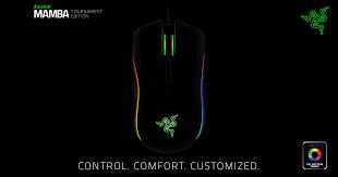 razer black friday ergonomic gaming mouse razer mamba tournament edition