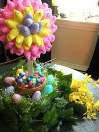 peeps decorations 5 ways to decorate for easter with peeps the todd and erin