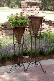 Wrought Iron Wall Planters by Black Wrought Iron Wall Decor The Elegant Wrought Iron Wall