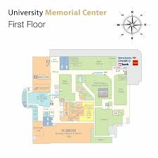 Bank Of America Locations Map by Atm Locations In The Umc University Memorial Center University