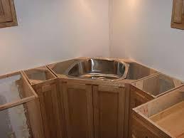 kitchen sink furniture best kitchen corner sink cabinet best corner kitchen sinks ideas on