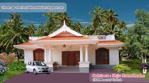 Kerala Home Design With Price Kerala Style House Plans Below 10 Lakhs Youtube
