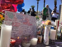 Crime Mapping Las Vegas by As Business Resumes In Las Vegas Mourners Pay Last Respects Kjzz
