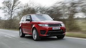 red range rover 2017 range rover sport review