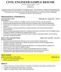 Pictures Of Sample Resumes by How To Write A Resume Resume Genius