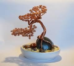 semi cascade bonsai wire tree sculpture by minskis deviantart