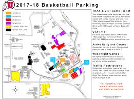Map Of Ucla Basketball Utah Tickets