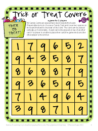 collections of halloween maths games free math worksheet for