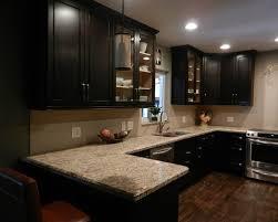 Kitchen Design Ideas Espresso Cabinets Video And Photos - Espresso cabinets kitchen