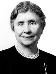 How Old Was Helen Keller When She Became Blind Helen Adams Keller My Hero