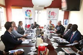 la liga premier league table laliga strengthen ties with kenyan premier league news liga de