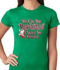 you can say merry t shirt