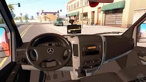 mercedes truck 2016 benz sprinter lwb for american truck simulator