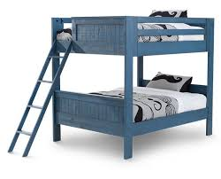 Bristol Valley Captains Bed Furniture Row - Height of bunk bed