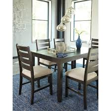 Dining Room Tables Set Contemporary 7 Piece Dining Room Table Set By Signature Design By