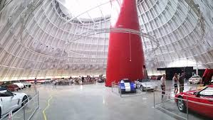 where is the national corvette museum pics the national corvette museum skydome reopens to the